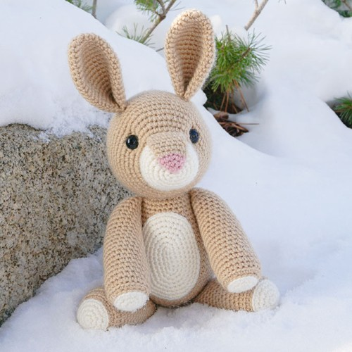 Rose The Rabbit - Free Pattern
