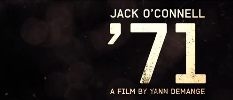 Ulasan Trailer Film Aksi Bioskop: 71