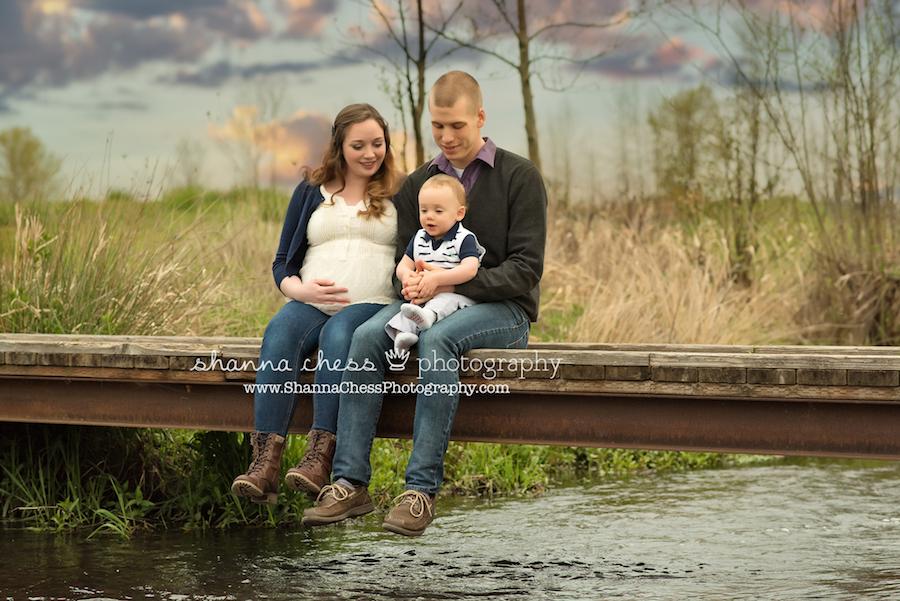 eugene springfield oregon maternity family photographer