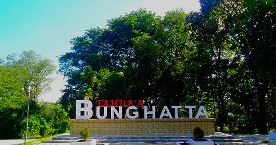 Taman Hutan Raya Bung Hatta Destinasi Wisata Populer di Jalur Solok Padang