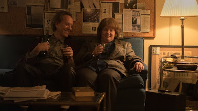 Can You Ever Forgive Me? 2018 movie still Melissa McCarthy Richard E. Grant Lee Israel