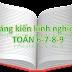KHO SÁNG KIẾN KINH NGHIỆM MÔN TOÁN THCS (skkn toán 6, 7, 8, 9)