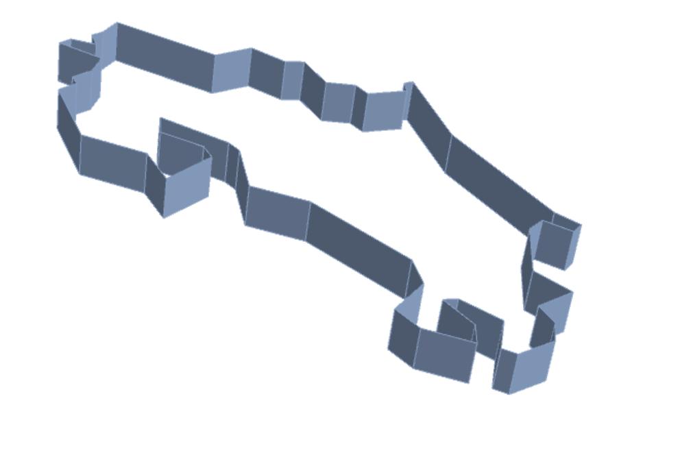 The Mathematical Zorro: 3D Design in Mathematica: Costa Rica