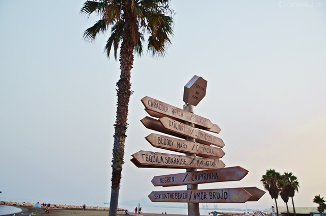Travel   Andalusien Roadtrip   Málaga -  La Malagueta Strand   luziapimpinella.com