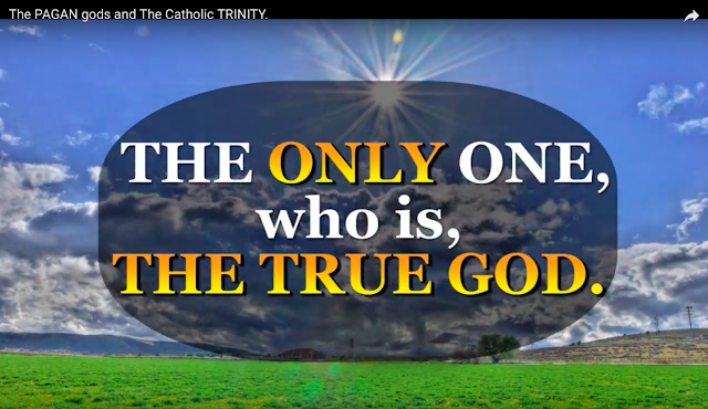 THE ONLY ONE, who is, THE TRUE GOD.