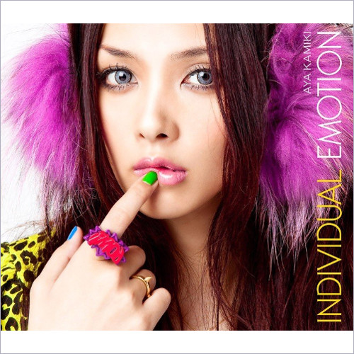 Aya Kamiki - INDIVIDUAL EMOTION [FLAC   MP3 320 / CD]