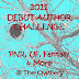 2011 Debut Author Challenge - September Debut Authors
