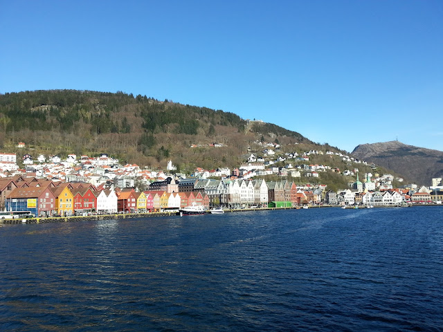 DIY Sightseeing Guide for Cruise Passengers in Bergen, Norway