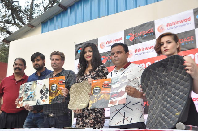 Capdase Auto Linen Launched its 7D Car Floor Mat in to TS and AP market