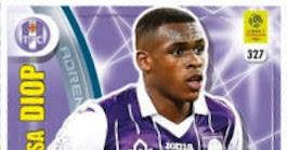 260 GUILLAUME GILLET FRANCE FC.NANTES CARD ADRENALYN LIGUE 1 2017 PANINI