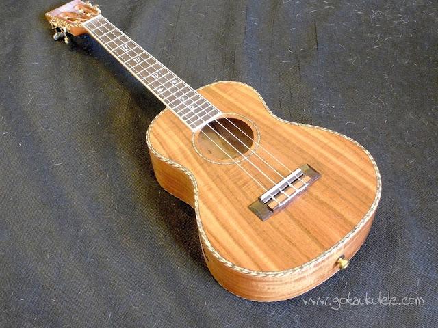 PSI-S-LEO II Tenor ukulele