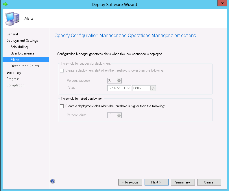 Gerry Hampson Device Management: ConfigMgr 2012 / SCCM 2012 SP1 Step