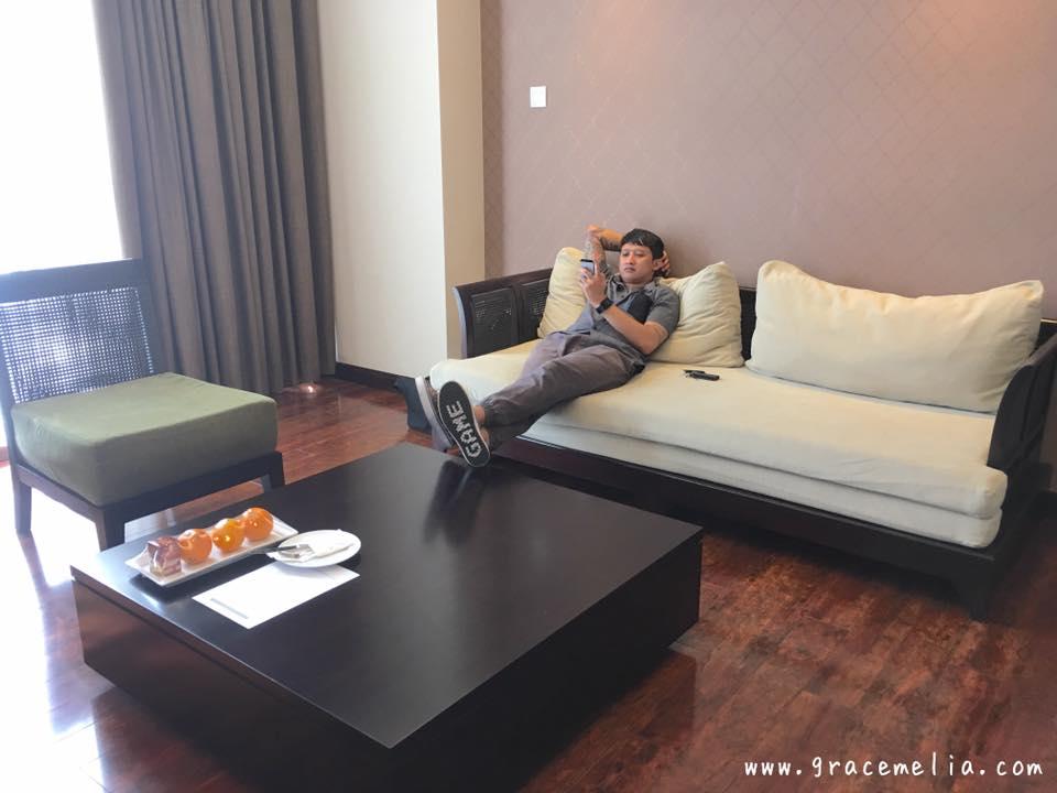 Staycation Di Hotel Harper Mangkubumi Jogja Gracemelia Com