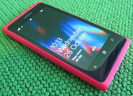 Egadgetszone Nokia Lumia 800 Pink