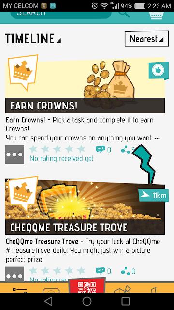 Dapat Free Photobook Dengan CheQQme Treasure Trove