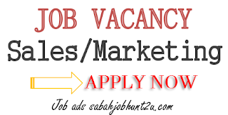 Sales & Marketing Executive