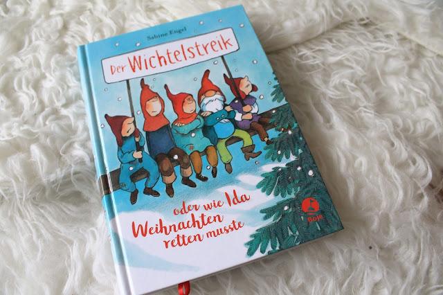 Buecherei spielen mit Kindern Buchtipps zu Weihnachten Der Wichtelstreik Jules kleines Freudenhaus