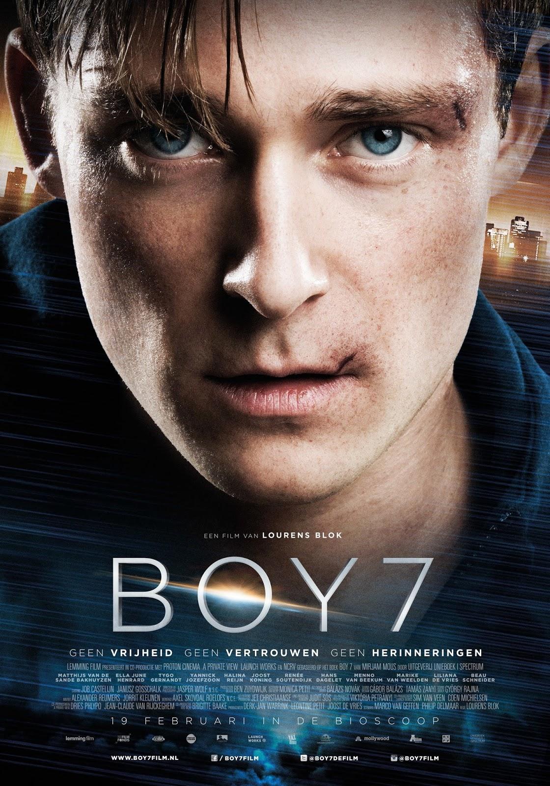 Boy 7 ผ่าแผนลับองค์กรร้าย [HD][พากย์ไทย]