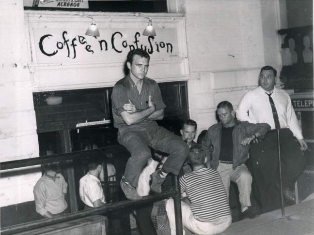 Tally Ho Coffee N Confusion Washington D C Beat