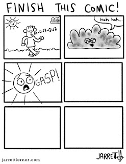 Complete This Comic