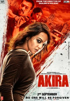 Akira (2016) Hindi HD Movie For Mobile