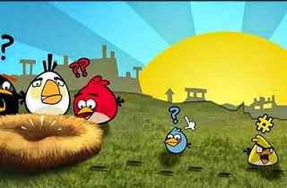 Download Game Angry Birds Sphinx via Google Play Store