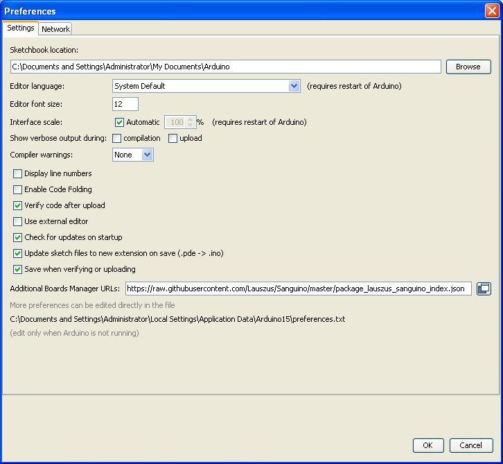 Blog of Edward Czajka: Updating Melzi Firmware/Bootloader