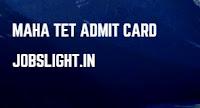 MAHA TET Admit Card 2017