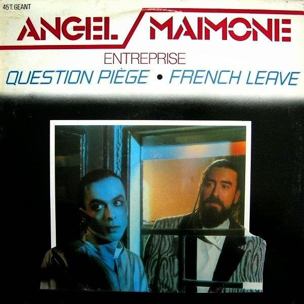 Angel Maimone Entreprise Angel / Maimone Mon Cœur Chimique
