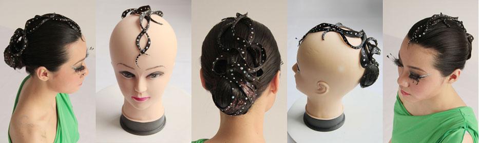 Pleasing Design To Girl Latin Dance Resue Hairstyles Short Hairstyles Gunalazisus