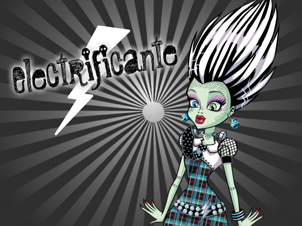 Fondos De Pantalla De Monster High: Las 1000 Historias De Patuziin: Monster High Wallpapers