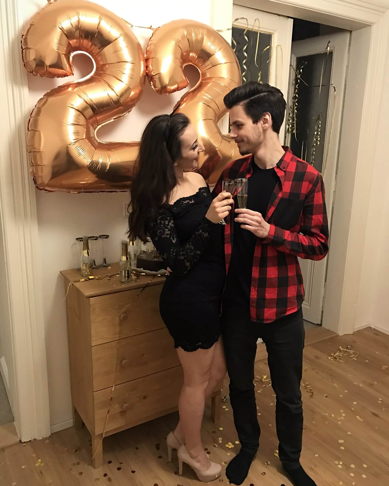 Annie & Johny narozeninová oslava