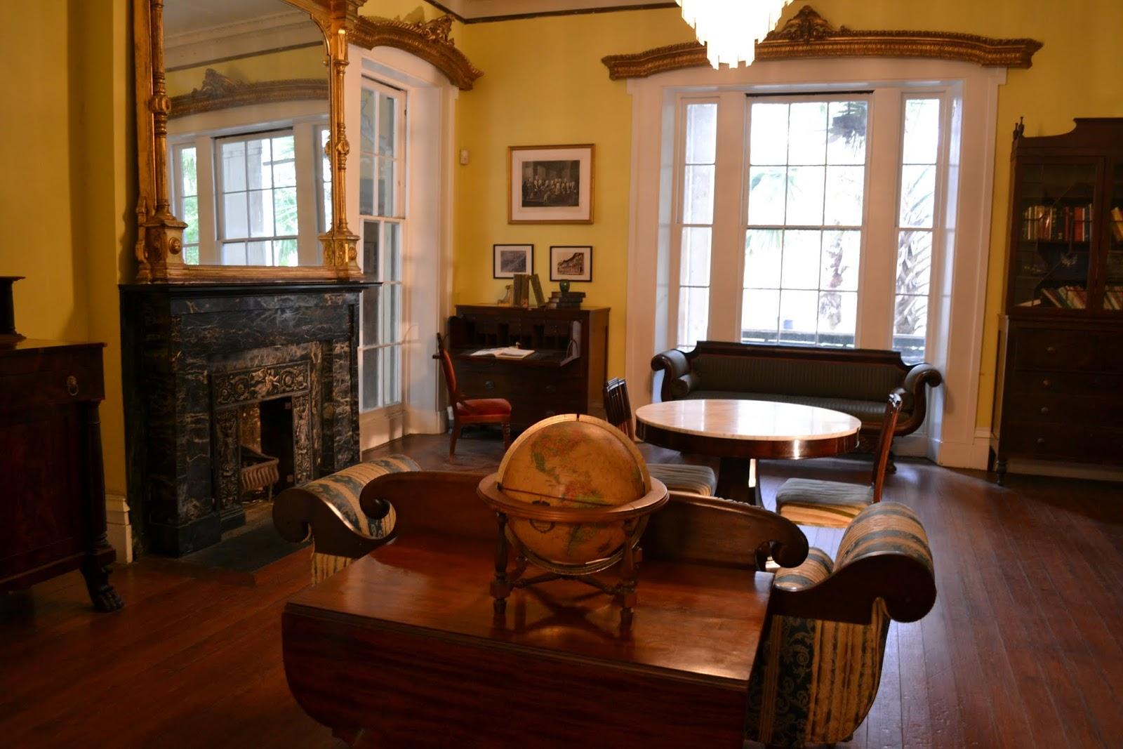 Дом-музей Френсиса Соррела. Саванна, Джорджия (Sorrel-Weed Mansion, Savannah, Georgia)