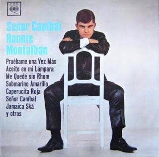 RONNIE MONTALBAN - Señor Canibal (1970)