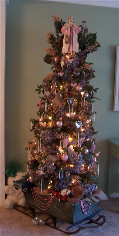 Kmart White Christmas Tree