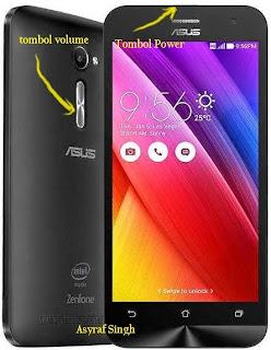 Hard Reset Asus Zenfone 2 ZE550ML