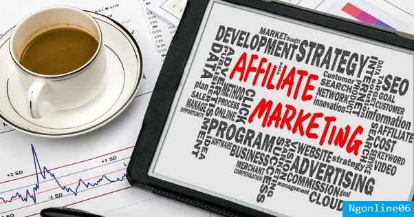 Cara Mendapatkan Uang dari Internet melalui affiliate marketer