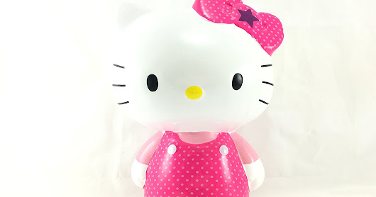 Important Details about Hello Kitty Piggy Bank