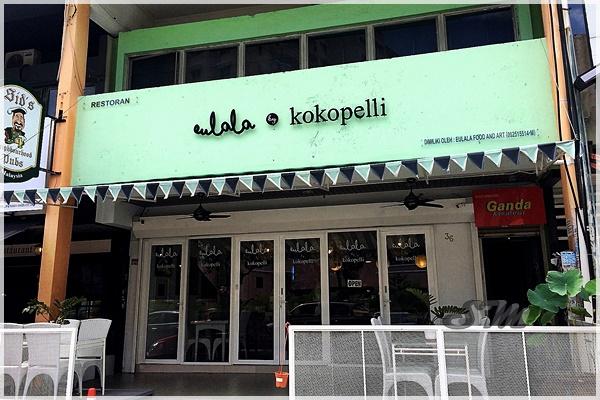 SUPERMENG MALAYA: Jom Makan : Eulala by Kokopelli, TTDI