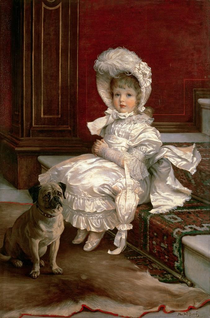 Victorian British Painting Philip Richard Morris