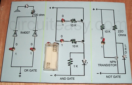 Circuits Can Be Wired In Two Ways In A Series Circuit Current Flows To