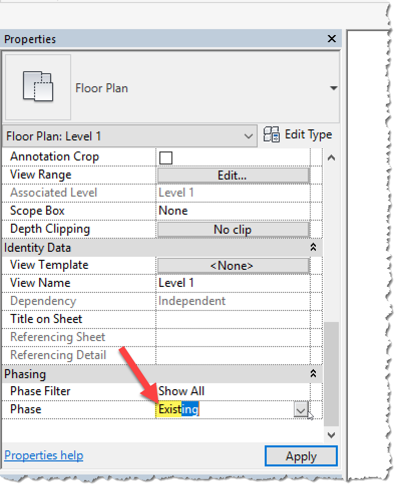 BIM Chapters: Drop-down menus are missing in Revit 2018
