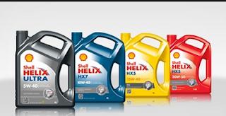 Daftar Harga Oli Shell Helix Terbaru 2016
