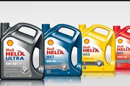 Daftar Harga Oli Shell Helix Terbaru 2018