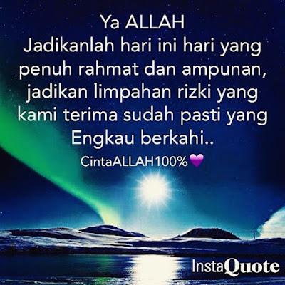 Gambar Kata Doa Pagi Islami Cikimm Com