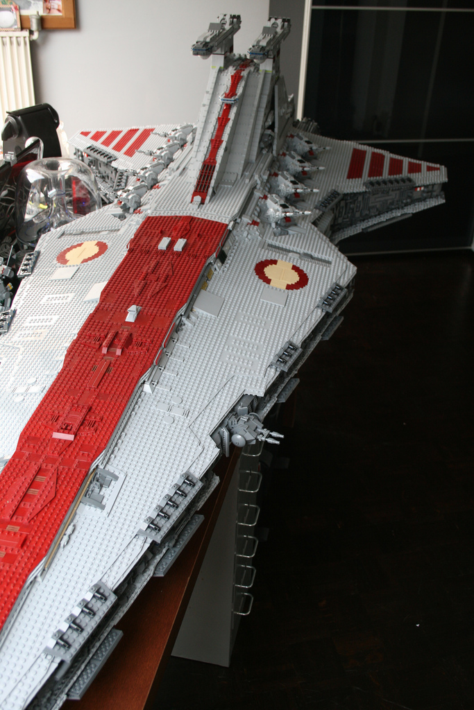 lego republic star destroyer - photo #6
