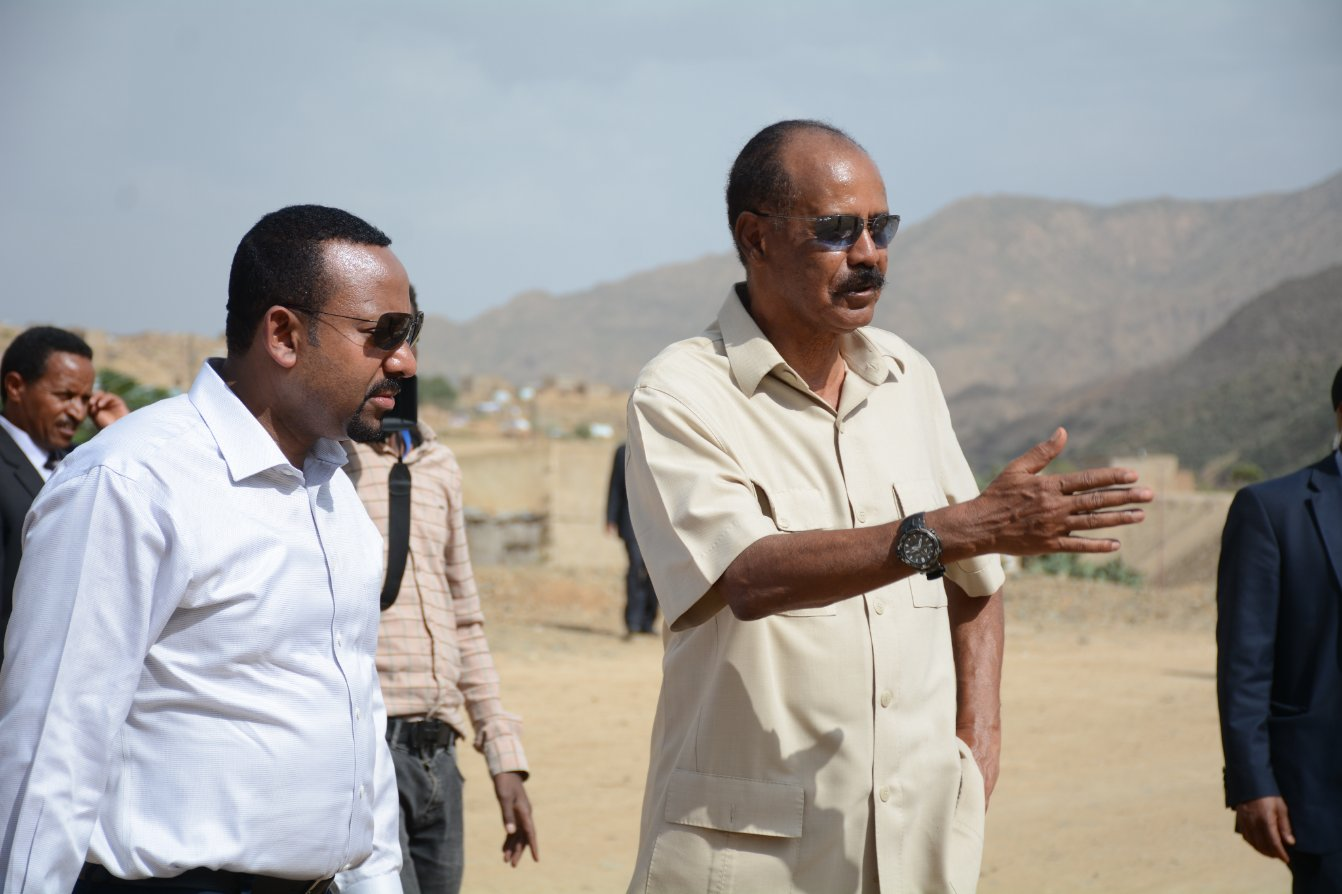 Eritrea, Ethiopia to expedite diplomatic relations amid