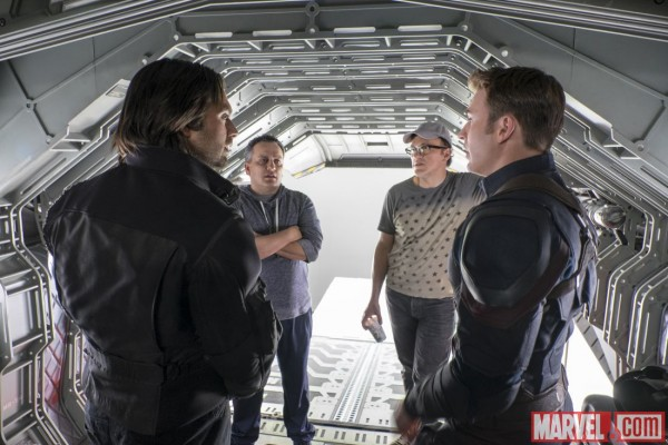 Captain America Civil War Rilis Foto 'Team Iron Man' dan 'Team Captain America'