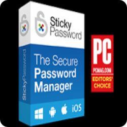 تحميل STICKY PASSWORD PREMIUM أنشاء كلمة سر و حماية البيانات مع كود التفعيل free key Windows MAC Android IOS