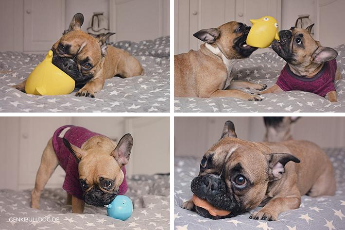 Hundespielzeug aus Japan